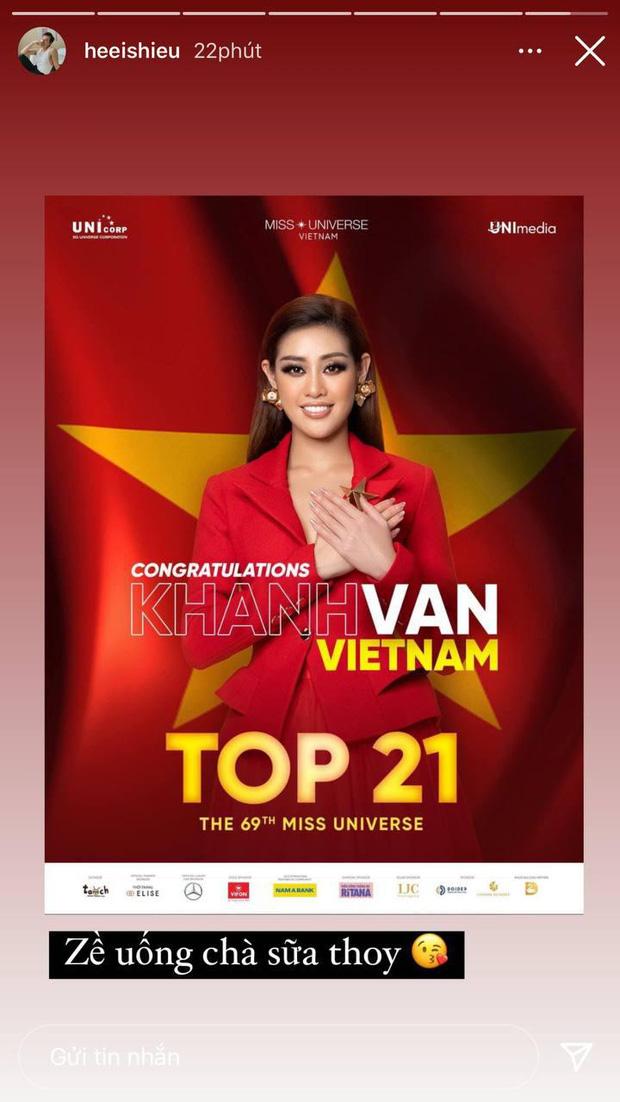 Khánh Vân lọt top 21 Miss Universe 2020, em trai nhắn gửi đúng 5 chữ nhưng đi vào lòng người-2