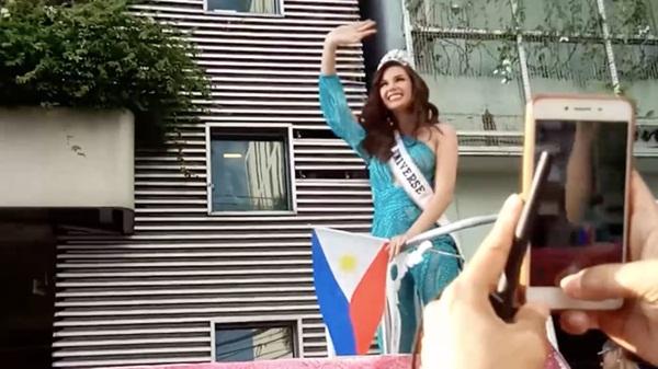 """Đế chế hoa hậu Philippines và những mảng tối: Ở đây hoa hậu được chào đón như những người hùng""""-2"""