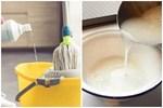 """Mùa Covid: Cách tự chế nước lau sàn tại nhà để tiệt trùng virus, vừa thơm lại """"nói không với hóa chất độc hại"""""""