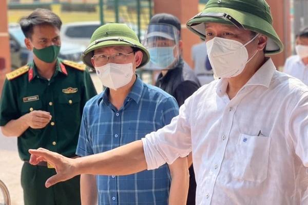 Thứ trưởng Nguyễn Trường Sơn: Dịch tại Bắc Giang rất phức tạp và nguy hiểm, biến thể virus lây quá nhanh!-1