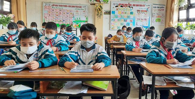 Một tỉnh thông báo cho học sinh trở lại thi học kỳ 2 sau 10 ngày tạm dừng đến trường-1