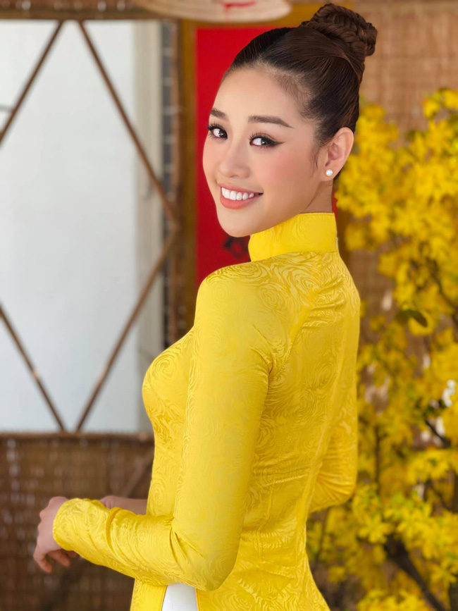 Khánh Vân từng trả lời: Em chẳng có gì ngoài một trái tim yêu thương, xem cách bố mẹ dạy mới hiểu tại sao hoa hậu luôn được khen đẹp cả người cả nết-7
