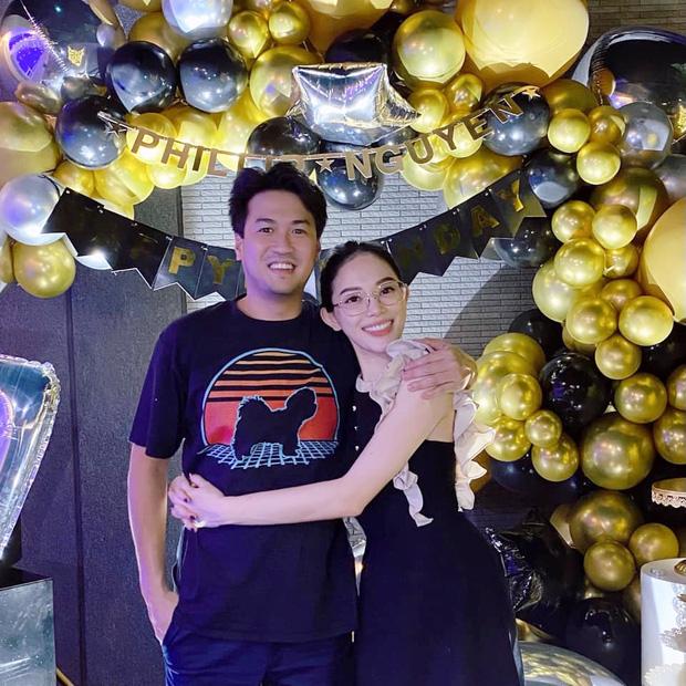 Linh Rin tổ chức sinh nhật cho con trai tỷ phú, chi tiết nhỏ khẳng định mối quan hệ khăng khít với chị dâu Hà Tăng-1