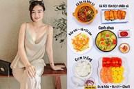 Cô gái Sài Gònlười vào bếp lấy chồng rồi lại trở thành vợ đảm, nấu siêu ngon khiến chồng mê tít chỉ muốn ăn cơm nhà