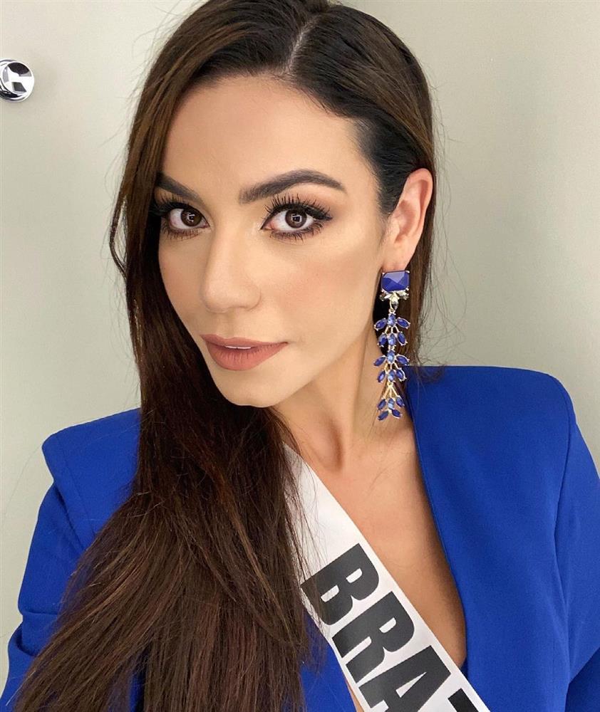 Á hậu 1 Miss Univese 2020 từng diện bộ quốc phục nhức nhối, hành trang chinh chiến chỉ hơn 10 bộ đồ-7