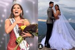 """HOT: """"Chồng tin đồn"""" phản hồi về ảnh cưới với Miss Universe, làm rõ nghi vấn tân Hoa hậu đã kết hôn"""