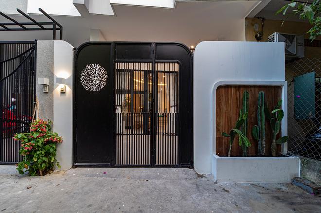 Có mảnh đất 75m2, vợ chồng Đà Nẵng xây nhà cực khéo: Trong nhà nghe tiếng nước chảy, ngoài vườn nghe tiếng chim hót-2