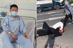 Tài xế taxi kể lại giây phút tử thần đối mặt với tên cướp trốn truy nã ở Hà Nội: Thoát chết nhờ tin nhắn của vợ