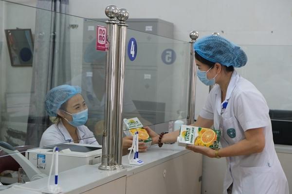 Vinamilk dành quỹ 2 triệu sản phẩm hỗ trợ cộng đồng và tuyến đầu chống dịch-2