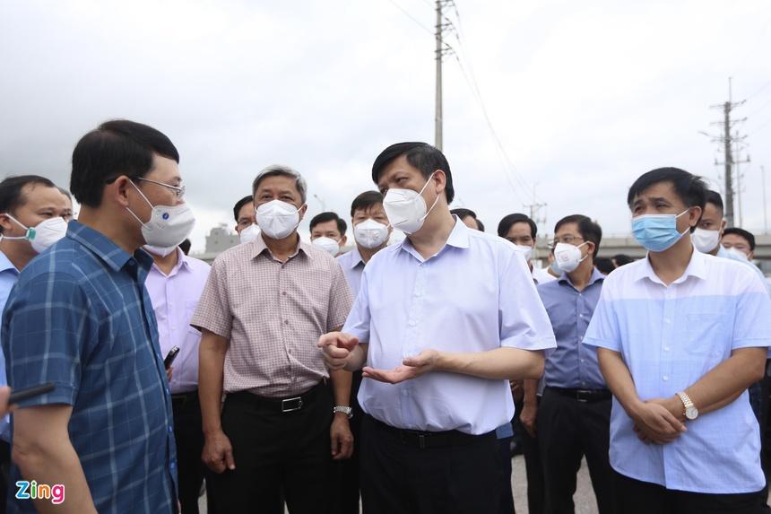 Hơn 37.000 người ở Bắc Giang thuộc diện F1, F2-1