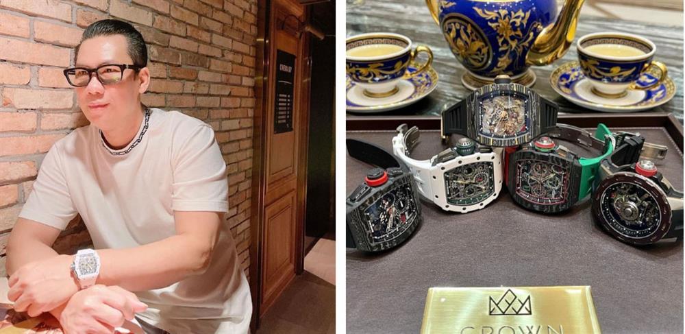 Loạt ảnh toát ra mùi tiền của giới siêu giàu Việt Nam, đáp án nhanh nhất cho câu hỏi: Thế nào là giàu dữ dội?-1
