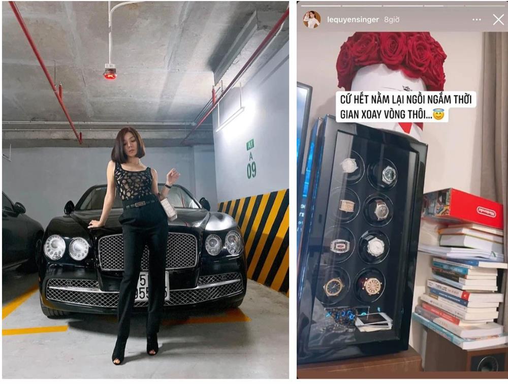 Loạt ảnh toát ra mùi tiền của giới siêu giàu Việt Nam, đáp án nhanh nhất cho câu hỏi: Thế nào là giàu dữ dội?-4