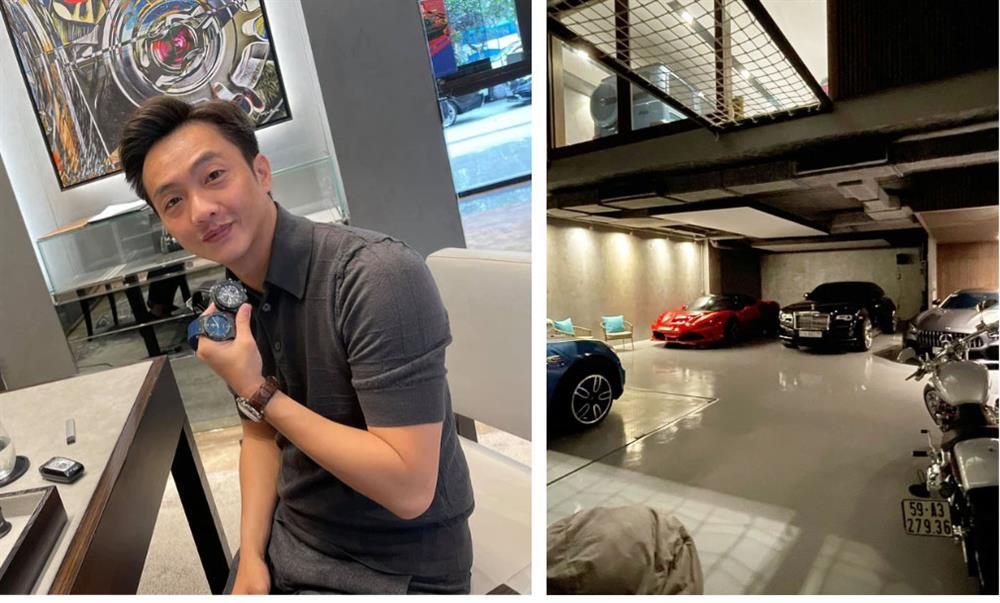 Loạt ảnh toát ra mùi tiền của giới siêu giàu Việt Nam, đáp án nhanh nhất cho câu hỏi: Thế nào là giàu dữ dội?-13