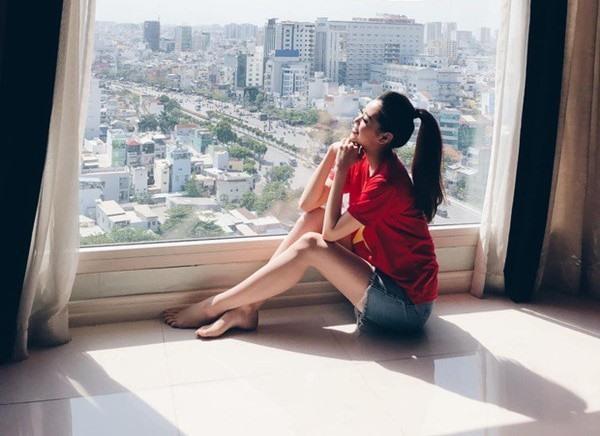 Cận cảnh không gian sống tối giản của hoa hậu Khánh Vân-8