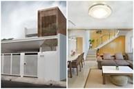 Ngôi nhà 75m2 có thiết kế cực chất, tận dụng nguồn năng lượng vô giá của thiên nhiên tạo ra không gian sống thoáng mát, ngập tràn nắng và gió