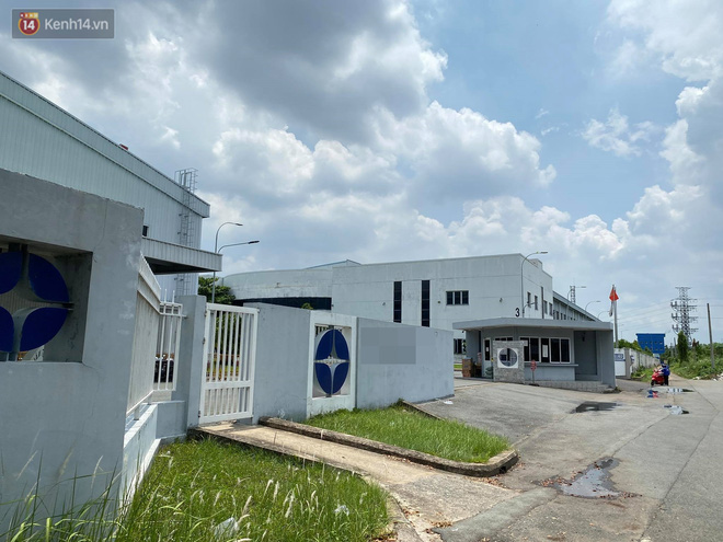 Ảnh: Phong tỏa tạm thời công ty kiểm toán tại TP.HCM do liên quan đến ca dương tính SARS-CoV-2 mới-7