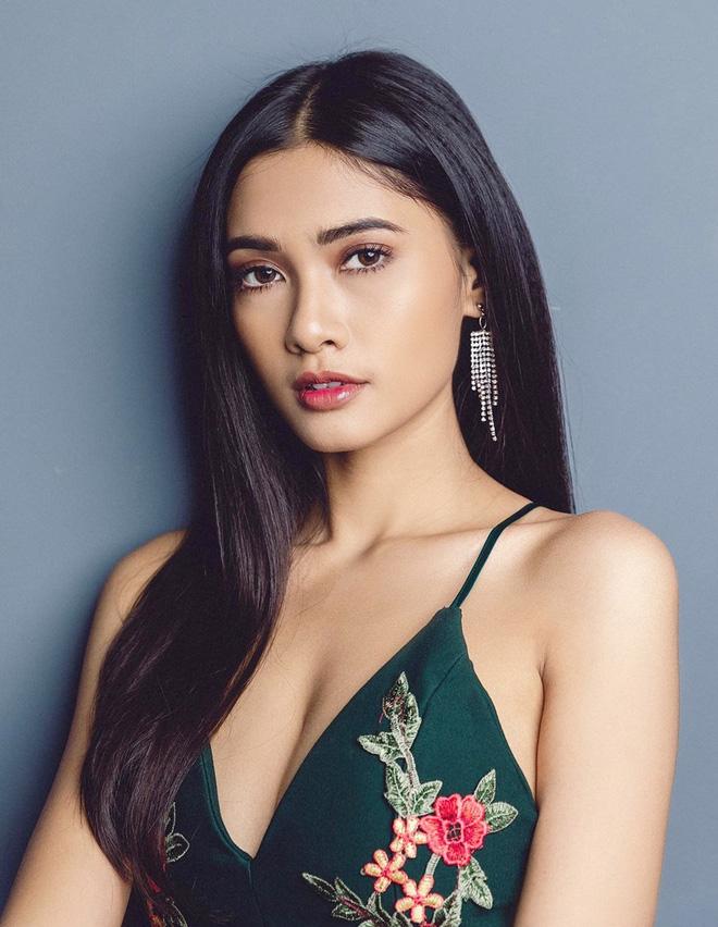Nhan sắc của Hoa hậu Myanmar gây chú ý vì cầu cứu trên sân khấu Hoa hậu Hoàn vũ Thế giới?-8