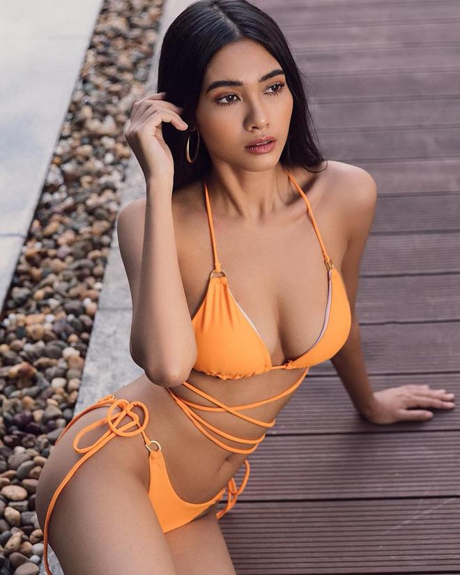 Nhan sắc của Hoa hậu Myanmar gây chú ý vì cầu cứu trên sân khấu Hoa hậu Hoàn vũ Thế giới?-12