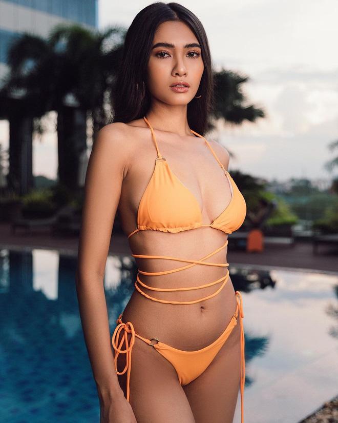 Nhan sắc của Hoa hậu Myanmar gây chú ý vì cầu cứu trên sân khấu Hoa hậu Hoàn vũ Thế giới?-11