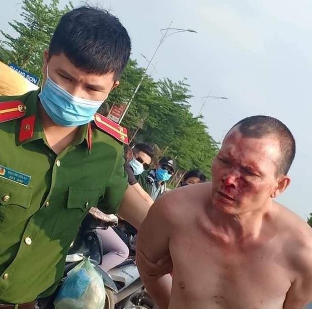 Kẻ trốn nã đâm tài xế taxi giữa phố Hà Nội từng giết chết con trai của chủ tiệm cầm đồ ở Thanh Hóa-1