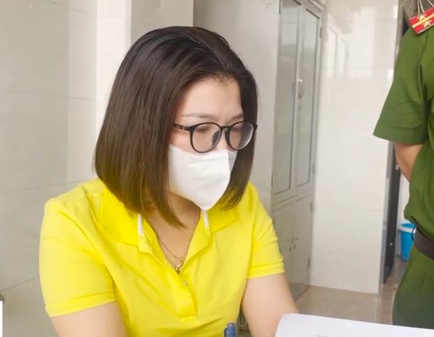 Cơ sở tẩy trắng mực bằng hóa chất: Giám đốc khai nhân viên tự xin oxy già để tẩy-2