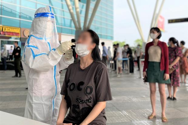 Nữ giám đốc công ty vận tải mắc Covid-19 ở Đà Nẵng đã đến những nơi nào?-1