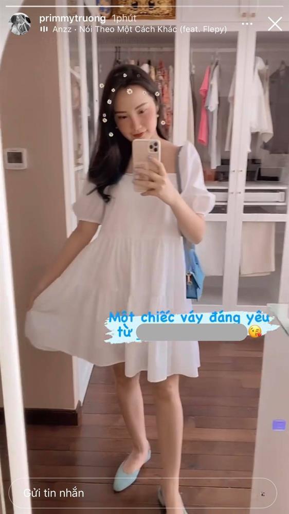 Vợ TGĐ Phan Thành show cận cảnh nhan sắc sau tin mang bầu, tiết lộ lý do dạo này hiếm khi xuất hiện trên mạng-4