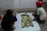 Sập tường khiến bé gái 8 tháng tuổi tử vong