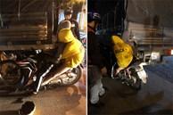 Tiền Giang: Hiện trường đôi nam nữ tông vào đuôi xe tải, nhập viện trong tình trạng nguy kịch