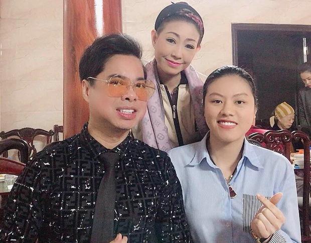 Nữ ca sĩ tự nhận là vợ chưa từng công khai của Hoài Linh kèm bằng chứng, lên tiếng để bảo vệ nam NS trước bà Phương Hằng?-8