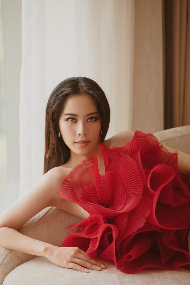 Sau thành tích rực rỡ của Khánh Vân, Nam Em hạ quyết tâm đi thi Miss Universe?-3