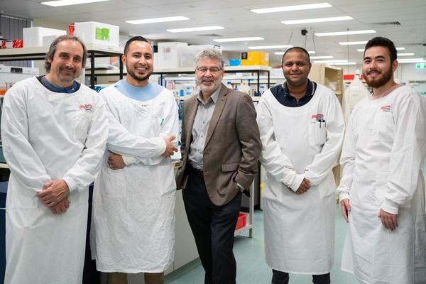 Australia tìm ra cách tiêu diệt 99,9% virus SARS-CoV-2 trong phổi bệnh nhân-1
