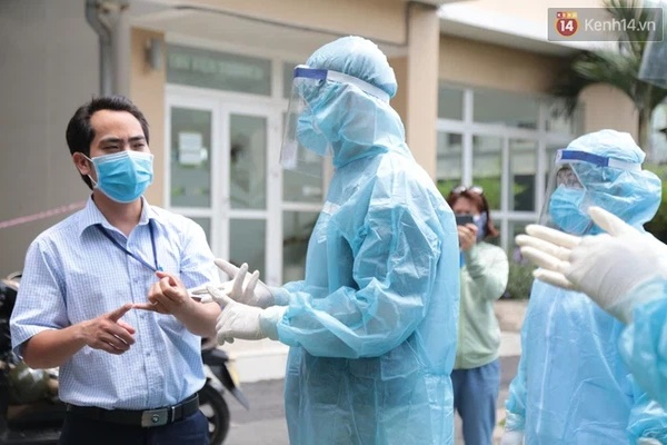 TP.HCM nhận định về chuỗi lây nhiễm của 2 ca Covid-19 mới: Nguồn lây từ bệnh nhân trú tại quận 7-1