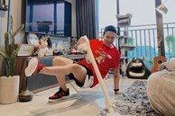 Check - in ở nhà chống dịch, Duy Khánh vô tình hé lộ không gian sống