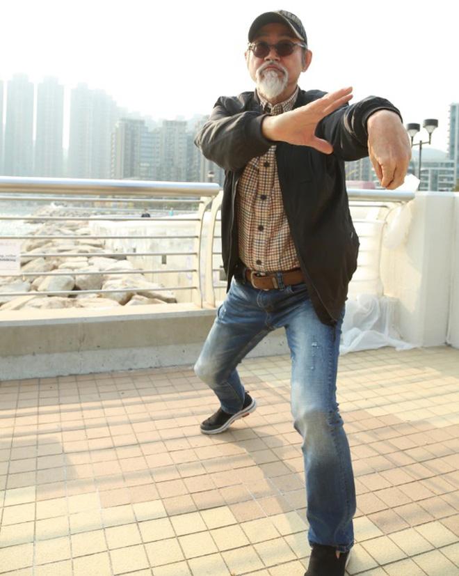 Tài tử Tuyệt đỉnh Kungfu: Tuổi 71 sức khỏe suy yếu, bệnh tật đầy người, râu tóc bạc trắng-6