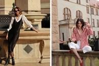Nghe gái Pháp nói chuyện ăn mặc: 'Mặc đi mặc lại một món đồ, thích tóc rối, mê son môi và luôn kiêu hãnh từ trong tâm thế'