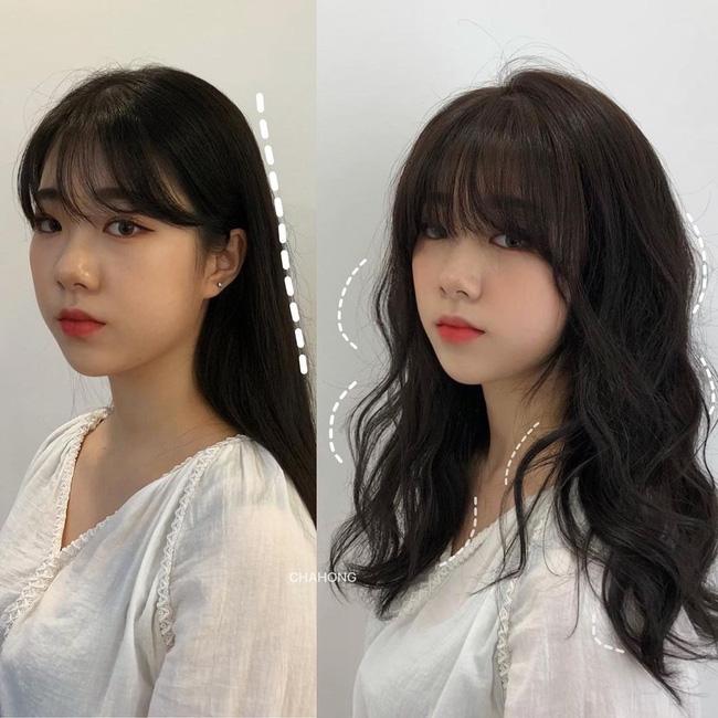 2 kiểu tóc uốn siêu đẹp mà không sợ già và còn chẳng mất nhiều thời gian chăm sóc-1