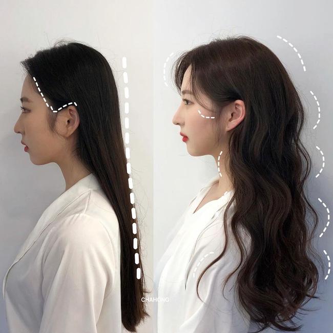 2 kiểu tóc uốn siêu đẹp mà không sợ già và còn chẳng mất nhiều thời gian chăm sóc-2