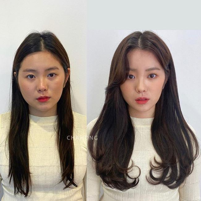 2 kiểu tóc uốn siêu đẹp mà không sợ già và còn chẳng mất nhiều thời gian chăm sóc-9