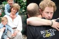 Giữa lúc căng thẳng lên cao trào, bức thư cũ của Công nương Diana được tiết lộ, kể về quan hệ của anh em William – Harry gây xúc động