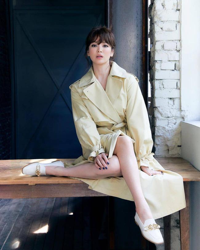 Bí ẩn về gia thế Song Hye Kyo và người cha ruột cả đời không nhắc tên-4