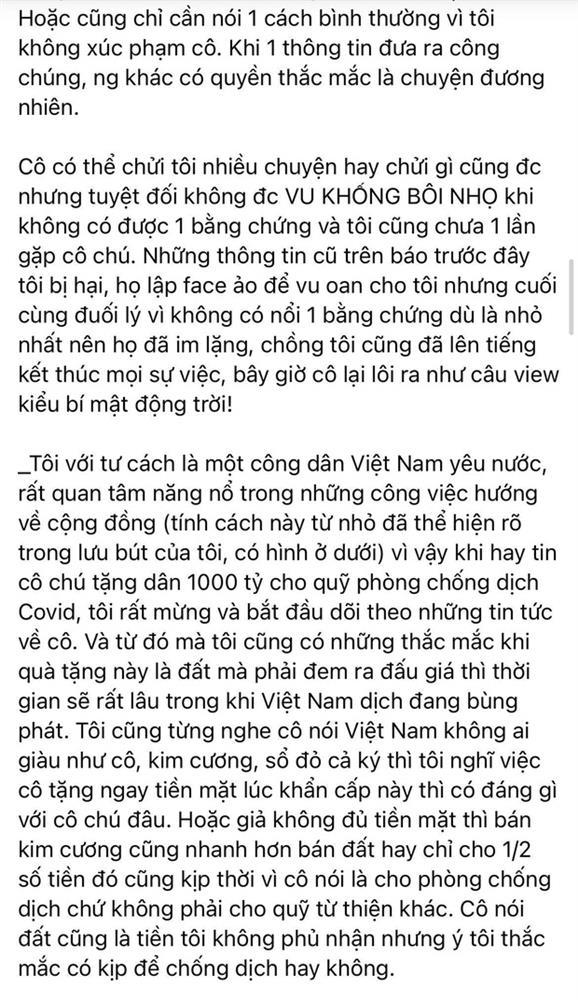 """Vy Oanh lên tiếng kể rõ nguyên nhân khẩu chiến"""" với đại gia Phương Hằng, cả thông tin làm vợ bé và đẻ thuê"""" cho đại gia 70 tuổi!-2"""