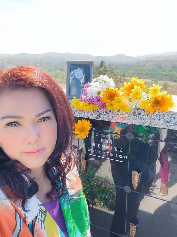 5 tháng sau khi NS Chí Tài qua đời, ca sĩ Phương Loan chia sẻ lại kỷ niệm xưa kèm vỏn vẹn 2 chữ mà xót xa-6