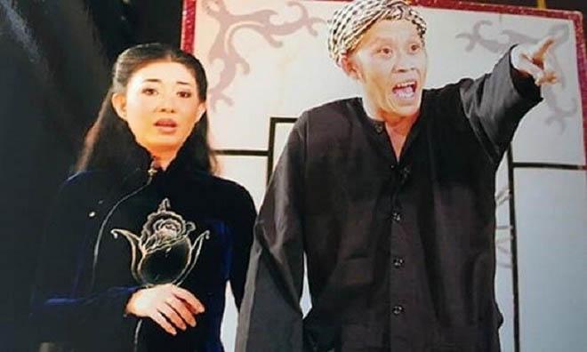 Người nhận là vợ Hoài Linh, đối mặt với bà Phương Hằng thân thiết thế nào với chồng?-6