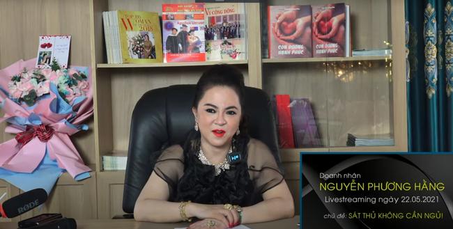 Bà Phương Hằng bất ngờ tung đoạn ghi âm được cho là của NS Hồng Vân liên quan đến vụ việc kêu gọi từ thiện 13 tỷ đồng của NS Hoài Linh-1
