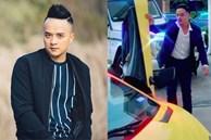 Cao Thái Sơn bất ngờ đăng clip đi siêu xe màu vàng giữa ồn ào liên quan đến Nathan Lee