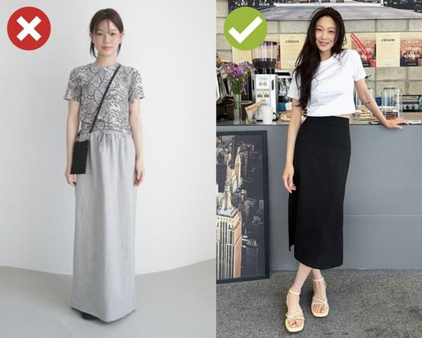 5 lỗi diện đồ khiến bạn không bao giờ được khen mặc đẹp, vóc dáng lùn hẳn đi 5cm-2