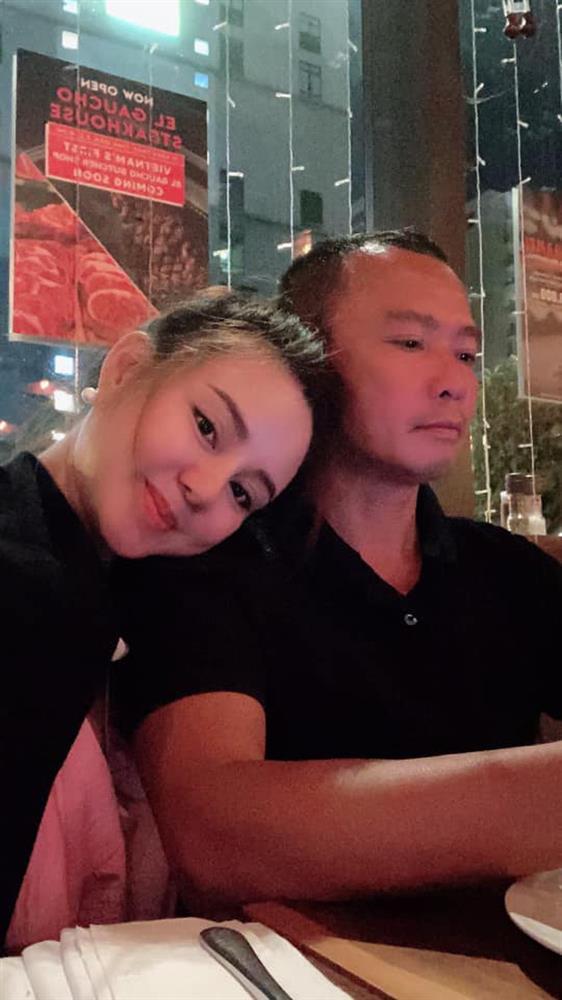 Bị đại gia Phương Hằng tung tin giật chồng, Vy Oanh khoe khéo ảnh hé lộ tình trạng hiện tại bên ông xã đại gia-5