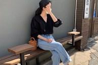 Gặp nàng blogger Hàn có biệt tài diện toàn đồ đơn giản mà ai cũng muốn copy theo