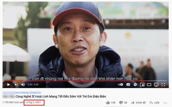 Netizen soi ra clip NS Hoài Linh vẫn đi từ thiện cùng nhãn hàng trong thời gian 6 tháng qua-2